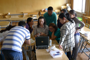 Ingrid Yuile takes ultrasound to Mongolia with Zedu