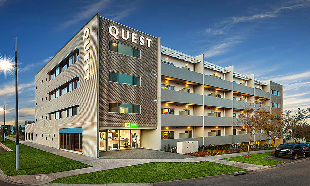 Zedu Ultrasound Courses accommodation partner - Quest Bundoora
