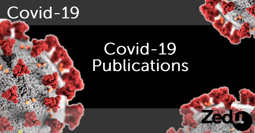 Zedu covid-19 publications