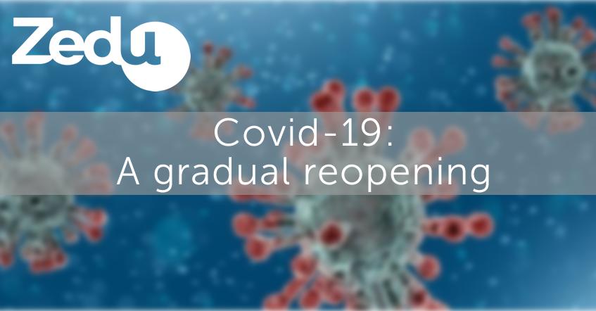 Zedu Ultrasound Covid-19 notification