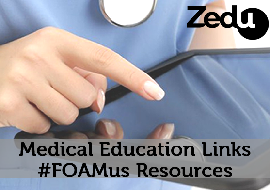 Zedu Free Ultrasound Medical Education Links