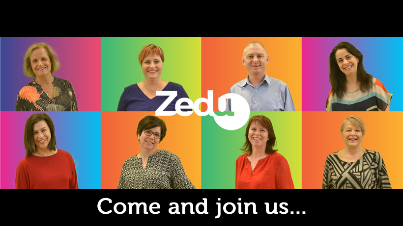 Zedu - come and join us