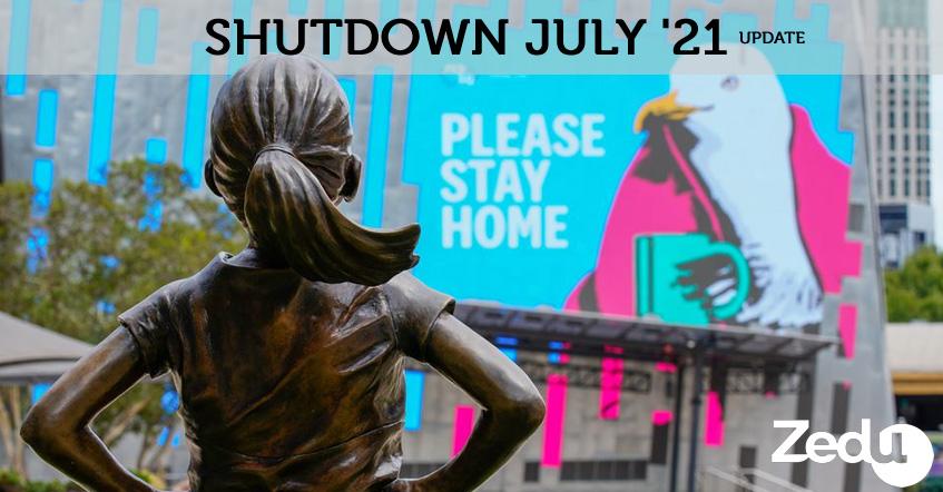Zedu - Shutdown July 16 '21
