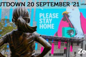 Zedu - Shutdown 20 September '21