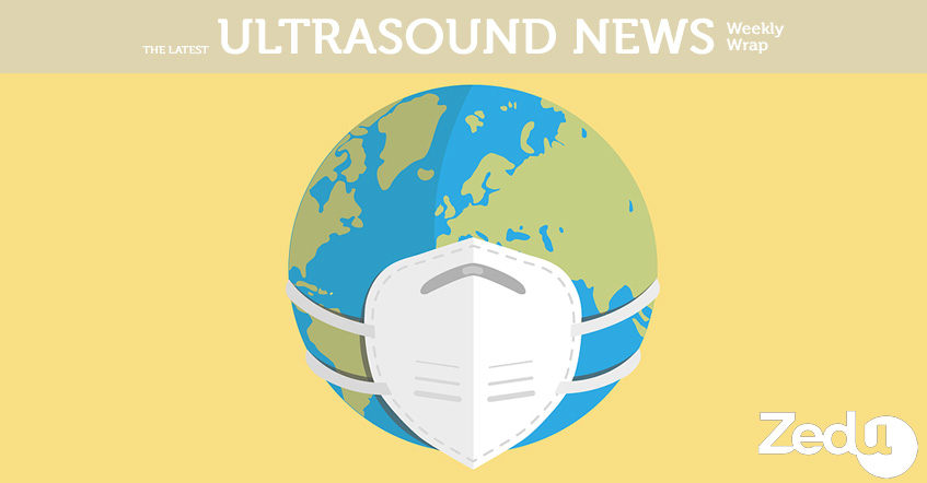 The Zedu weekly wrap - bringing together the best in free ultrasound news, views and opinions from across the internet.